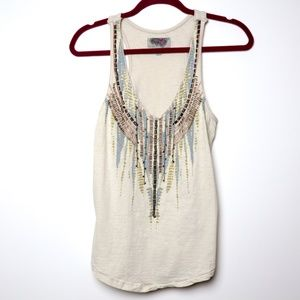Ecote | Urban Outfitters Beaded Tank